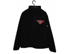 Maranello Softshell jacket black Acode