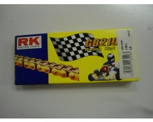 RK 219 karting GD/BL chain 102L