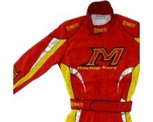 Maranello karting suit