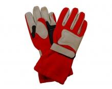 Kart karting gloves red
