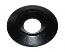 Washer conical 8x30mm alu black