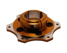 Sprocket carrier aluminum floating