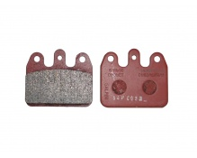 Brake pads Ven05 red, Homologated, Maranello, CRG