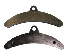 Brake pads Freeline, Birel/RK 135x14mm C128 (10.7594.00)