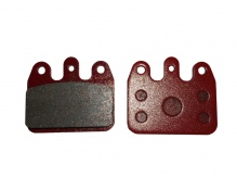 Brake pads Ven05 red, Maranello, CRG (AFS.01745)