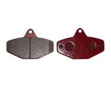 Brake pads Ven08 red, Maranello, CRG (AFS.02000)