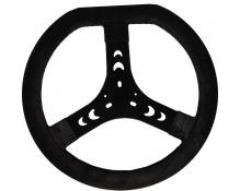 Steering wheel Ø340mm black