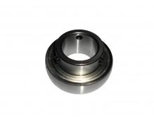 Ø30mm Rear axle bearing SB206ZZC4 62mm 3xM6x0,75 lock bolt
