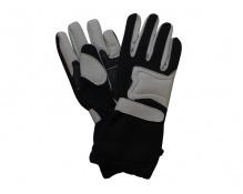 Kart karting gloves black